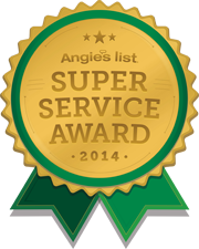Angies List Service Award
